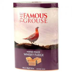 Fudge famous grouse