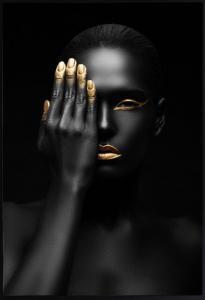 Poster 50x70 Goldfinger