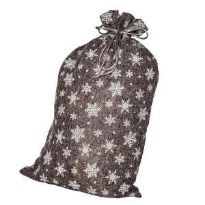 Liten julsäck grå