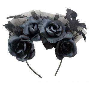 Diadem rosor och fladdermöss