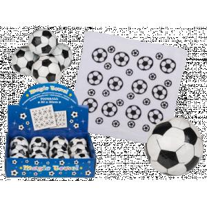 Handduk fotboll