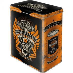 Box Harley