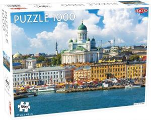 Pussel Helsinki 1000 bitar