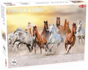 Pussel horses 1000 bitar