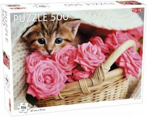 Pussel kitty 500 bitar
