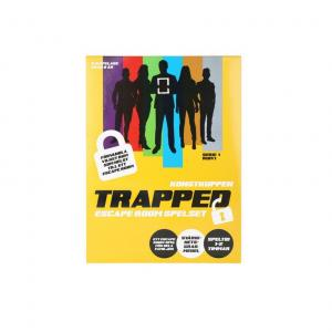 Trapped rymningsspel konstkuppen