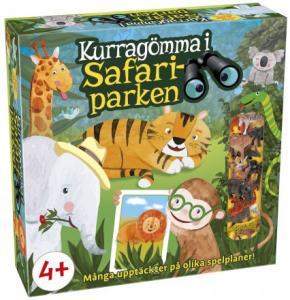 Kurragömma i safariparken