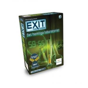 Exit: Det hemliga laboratoriet