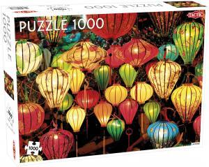 Pussel Lanterns 1000 bitar
