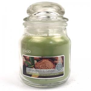 Sojaljus lemongrass och ginger
