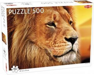 Pussel lion 500 bitar