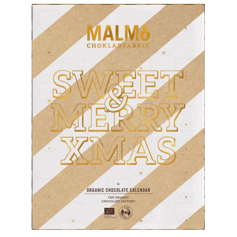 Malmö Chokladfabrik adventskalender 2021