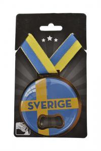 Medalj/Kapsylöppnare Champ