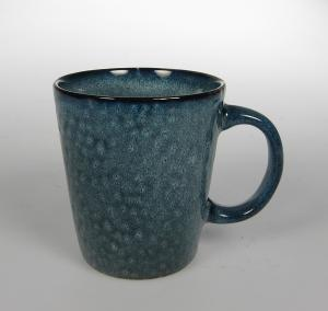 Mugg blue pearl