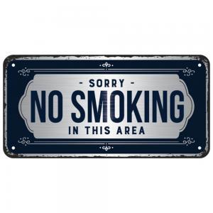 Skylt no smoking