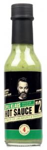 ChiliKlaus hot sauce no2