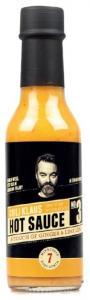 ChiliKlaus hot sauce no3
