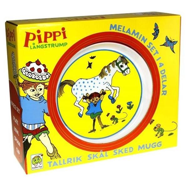 Pippi Långstrump-set