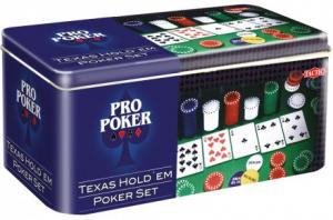 Pro poker Texas holdém
