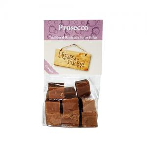 House of fudge prosecco