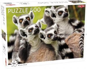 Pussel Lemurs 500 bitar