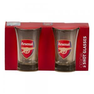 Shotglas Arsenal