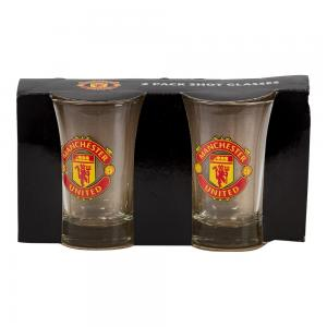 Shotglas Manchester United