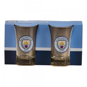 Shotglas Manchester City