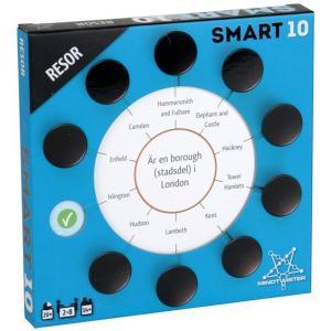 Smart 10 - frågekort resor