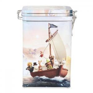 Mumin segling