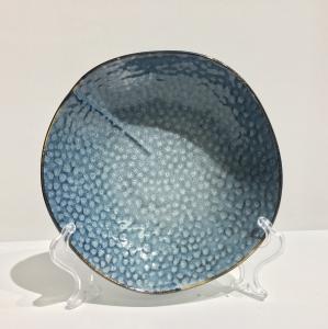 Skål blue pearl 18,5 cm