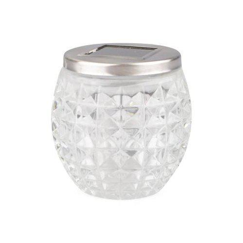 Solcellslampa kristall