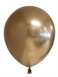Ballonger spegelguld 6-pack