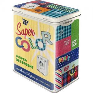 Box super colour
