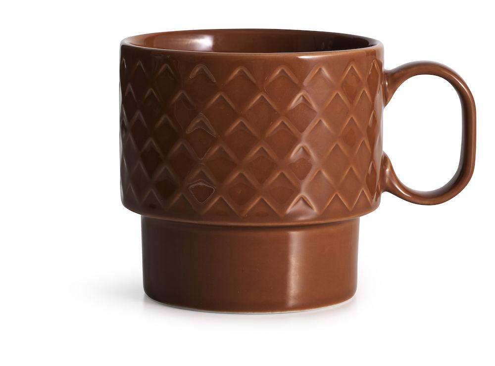 Coffee & More temugg terrakotta