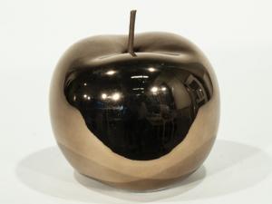 Äpple metallic brun