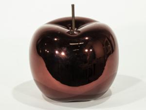 Äpple metallic röd