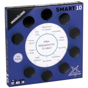 Smart 10 - frågekort underhållning