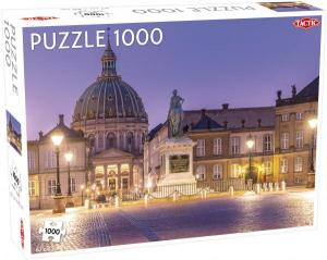 Pussel Amalienborg 1000 bitar