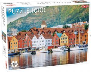 Pussel Nivelda in Trondheim 1000 bitar