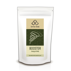 Booster Energy & Body