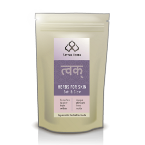 Herbs for Skin - Soft & Glow - Pulver