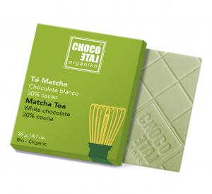 White Chocolate Matcha Tea (ekologisk, ES-ECO-0...