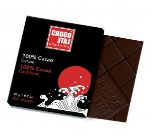 Dark Chocolate 100% (ekologisk, ES-ECO-001-CM),...