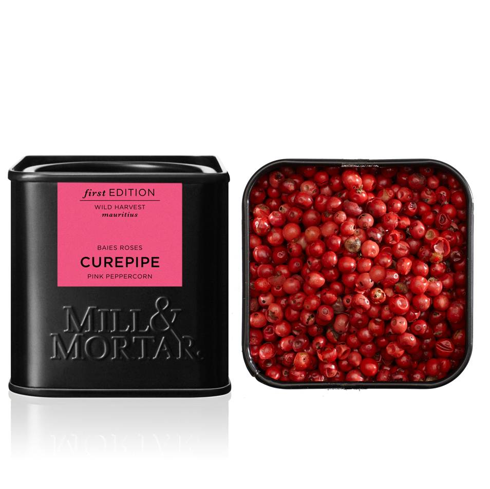 MM Curepipe, rosépeppar, DK-ÖKO-100,25 g