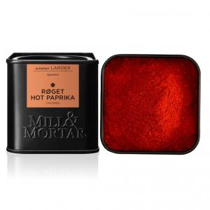 MM Rökt paprika, HOT, 50 g