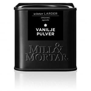 MM Vaniljpulver, eko DK-ÖKO-100, 15 g