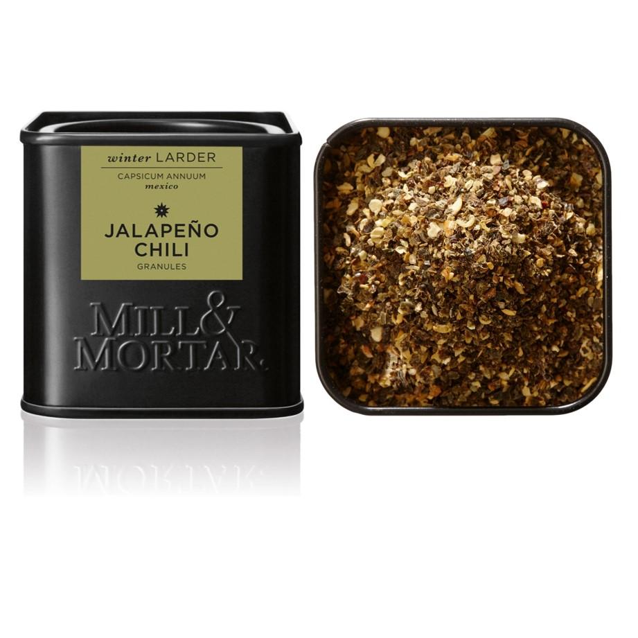 MM Jalapeno-chiliflingor, 45 g