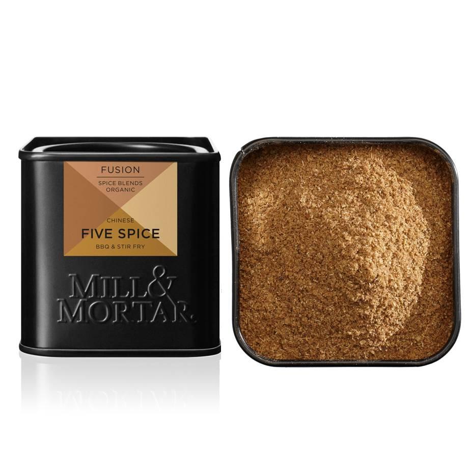 MM Kinesisk Five Spice, eko DK-ÖKO-100, 50 g