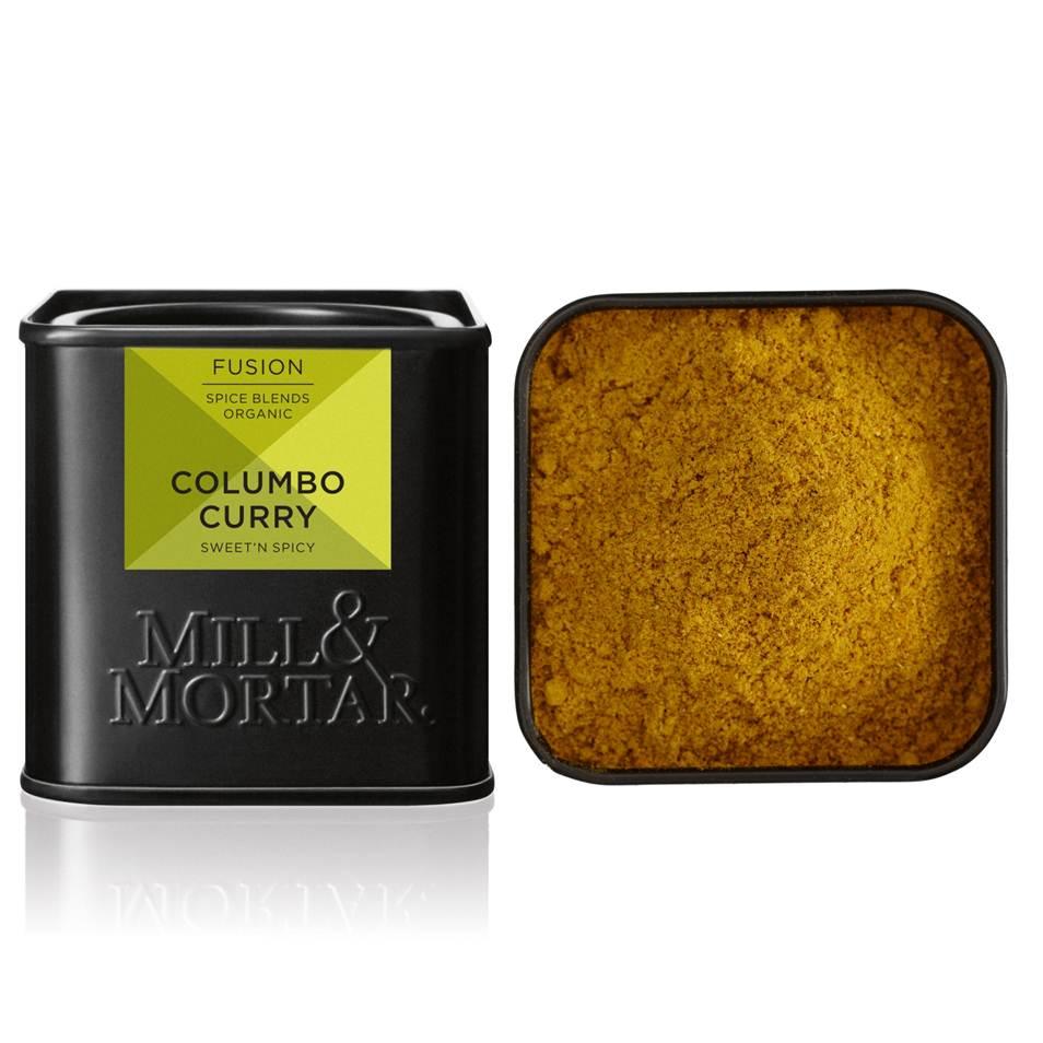 MM Colombo Curry, eko DK-ÖKO-100, 50 g
